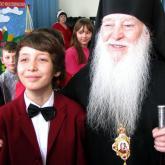 с архипископом Уральским и Актюбинским Антонием